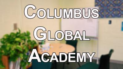 Columbus Global Academy Table and Chairs