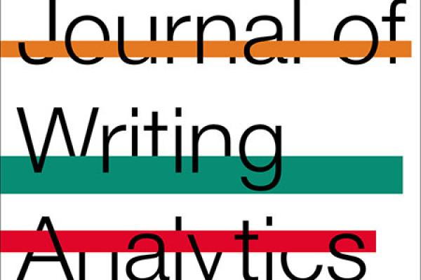 Cover Image of Journal of Writing Analytics, Vol. 4